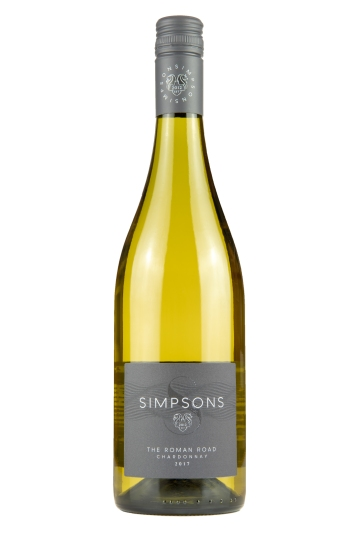 The Roman Road Chardonnay 2017 Bottle shot