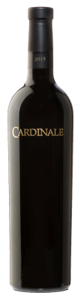 Cardinale 2015 Bottle Shot