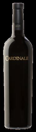 Cardinale 2015 Bottle Shot