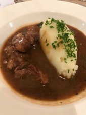 Lamb & Mash Potato